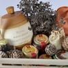 Подарочные наборы с мёдом и чаем в Екатеринбурге