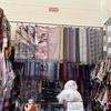 платки и шарфы садовод штучно и опт СТ6-59