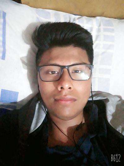 Jamil Landa Patricio, Arequipa