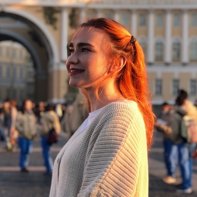 Елизавета Морозова, Санкт-Петербург