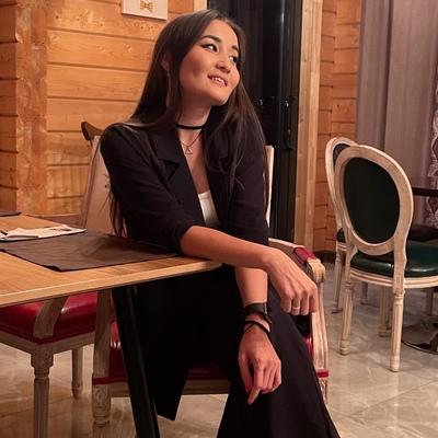 Мадина Абдуллина, Алматы