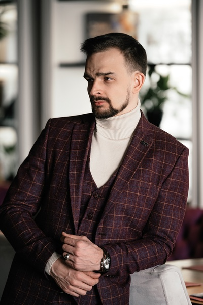Vitaly Vivchar, Tomsk