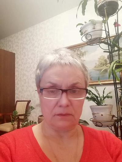 Велена Родошкевич, Новосибирск