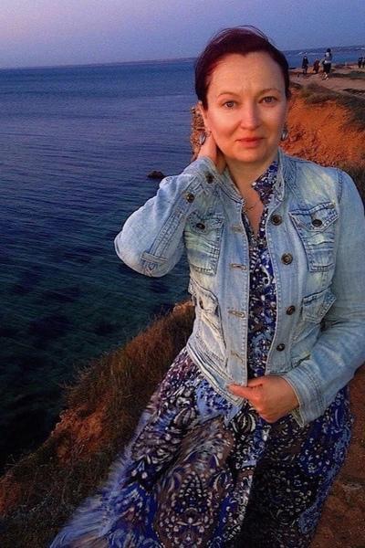 Лариса Черноморская, Севастополь
