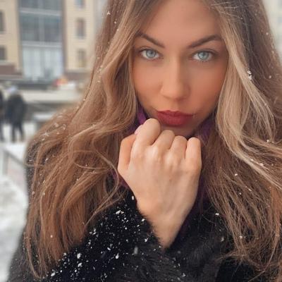Кристина Сергеева, Москва
