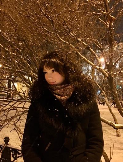 Надежда Смирнова, Москва