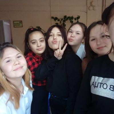 Ангелина Сагитова