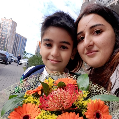 Афсана Сафарова