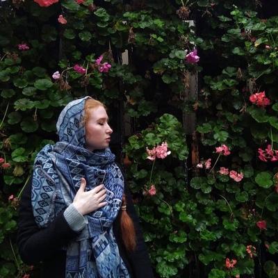София Андреева, Москва