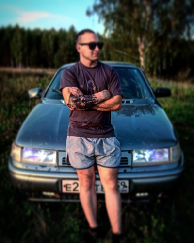 Дмитрий Котов'мурр