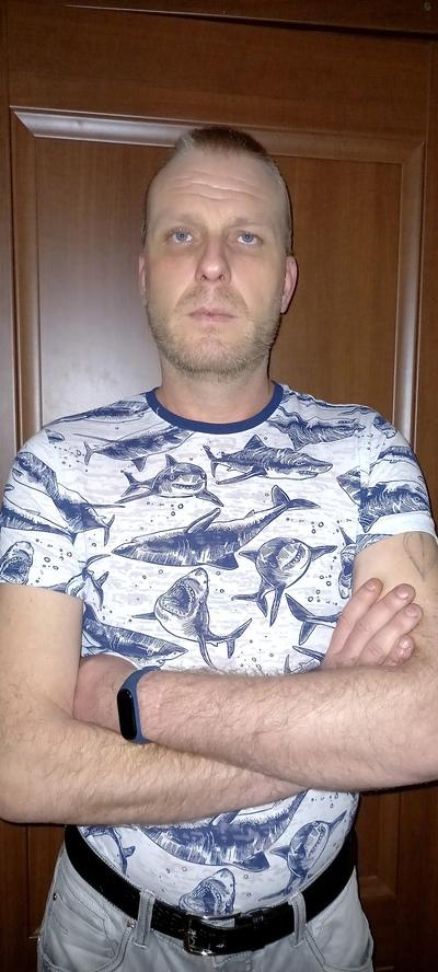 Антон Андреев, Москва