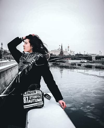 Екатерина Алексеева, Москва
