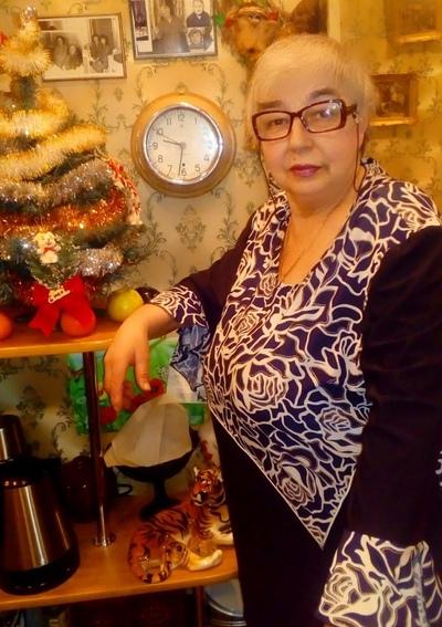 Вера Ильюшенкова, Санкт-Петербург