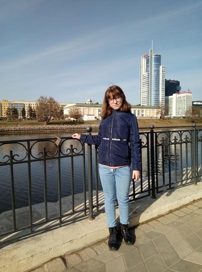 Надежда Шаповалова, Минск