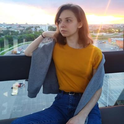 Полина Болдина
