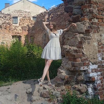 Анастасия Терехова, Санкт-Петербург