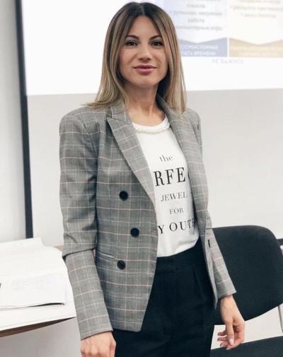 Olga Konovalova, Москва