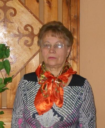 Валентина Алексеева-Тимофеева