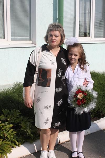 Валентина Чеснокова, Липецк