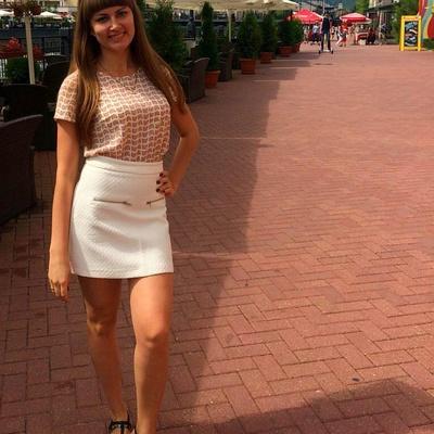 Женя Баранова, Москва