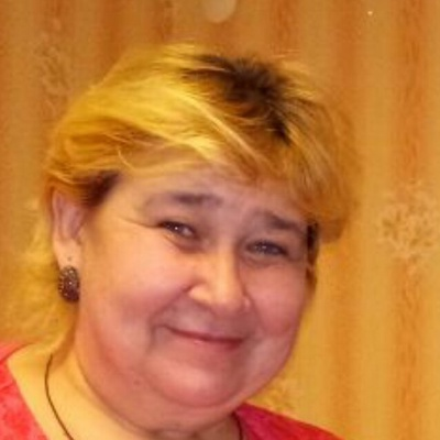 Валя Ратуева-Татьянкина