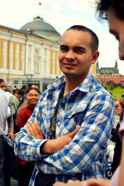 Родион Щукин, Москва