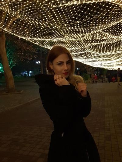 Vladislava Komarova, Москва