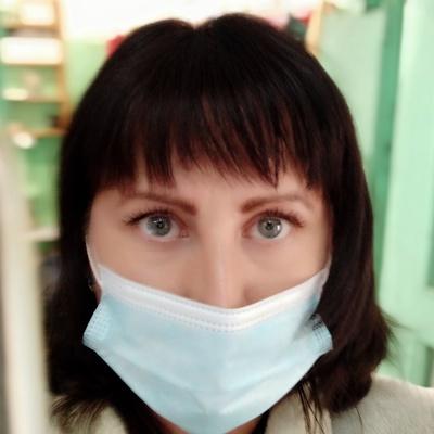 Елена Федосенко, Луганск