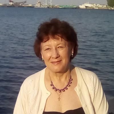 Ирина Сенюкова, Петрозаводск