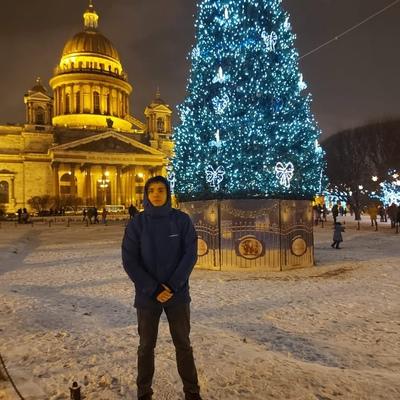 Артем Боряков, Санкт-Петербург