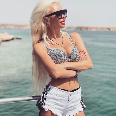 Алёна Нельсон, Киев