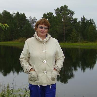 Валентина Мошникова-Вишнякова, Архангельск