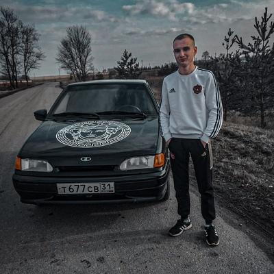 Евгений Балабанов, Белгород