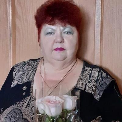 Людмила Нежинская