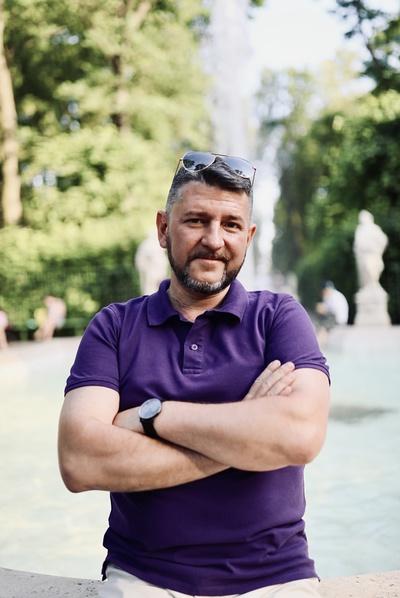 Александр Шамин, Санкт-Петербург