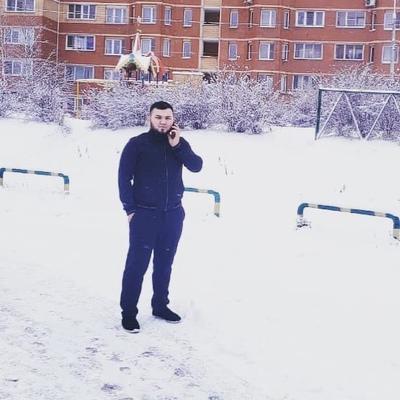 Парвиз Зайдуллоев, Москва