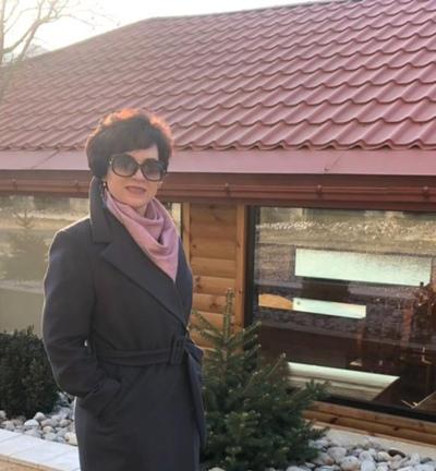 Светлана Полякова, Омск