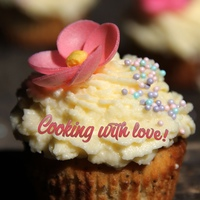 Cooking with love!