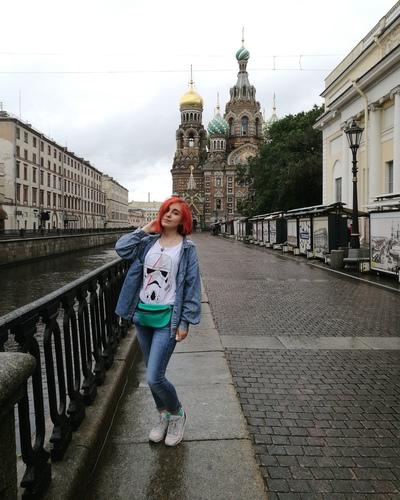 Стася Санина
