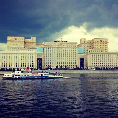Александр Александров, Москва
