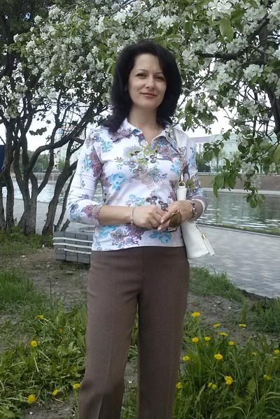 Oksana Malikova, Санкт-Петербург