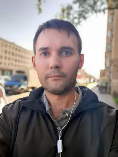 Роман Богачев, Санкт-Петербург