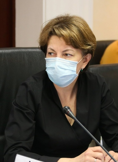 Елена Авдеева, Череповец