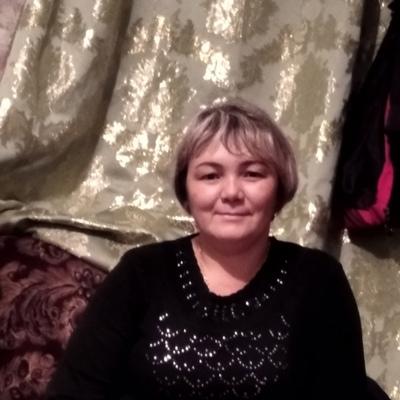 Эльвира Кагарманова
