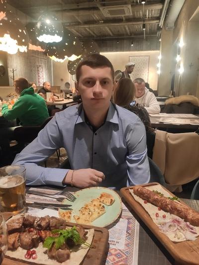Денис Гнилицкий, Луганск