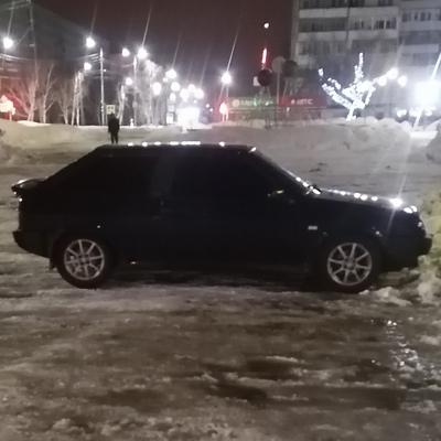 Илья Белоусов, Уфа