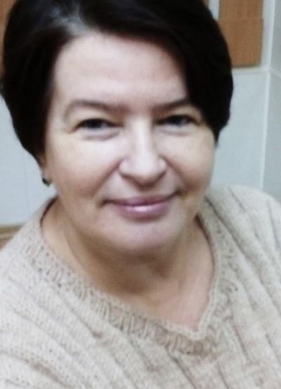 Наталья Сидорчева, Кировск