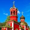 Храм Георгия Победоносца г. Ивантеевка