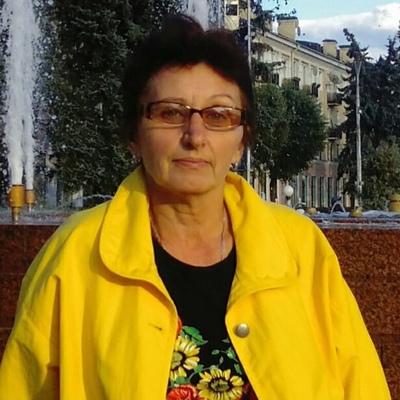 Любовь Хлебникова