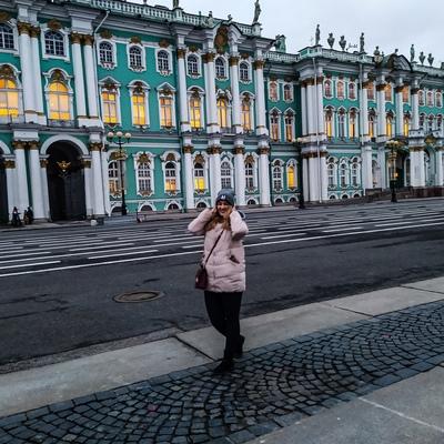 Ангелина Переверзина, Санкт-Петербург